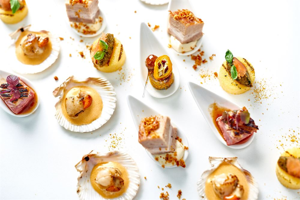 Event caterer Eden launches new set of wedding menus