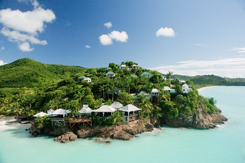Winter honeymoon inspiration: Antigua