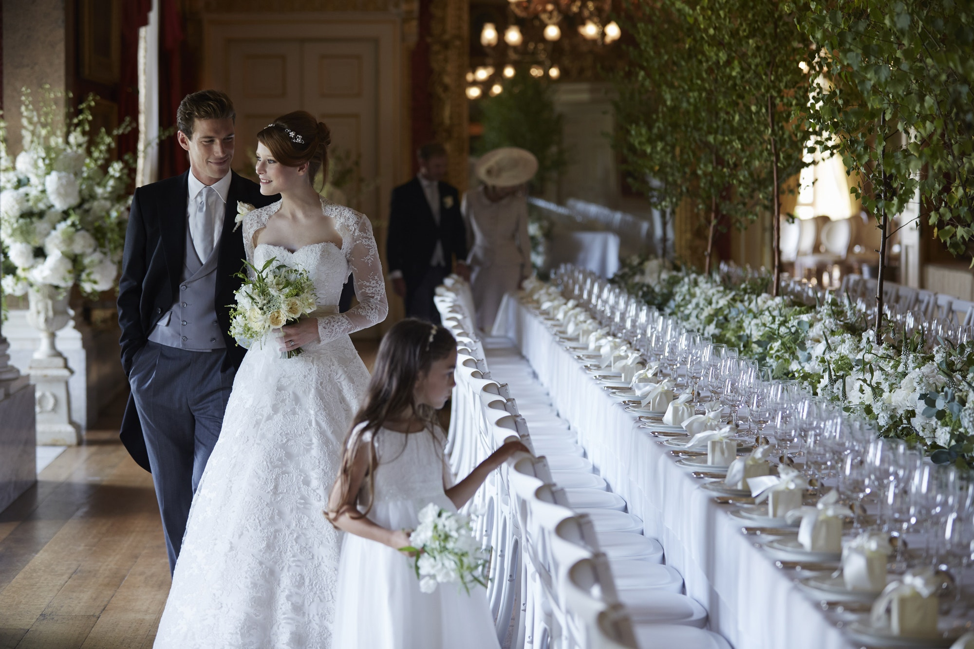 Weddings at Goodwood House - venue hire