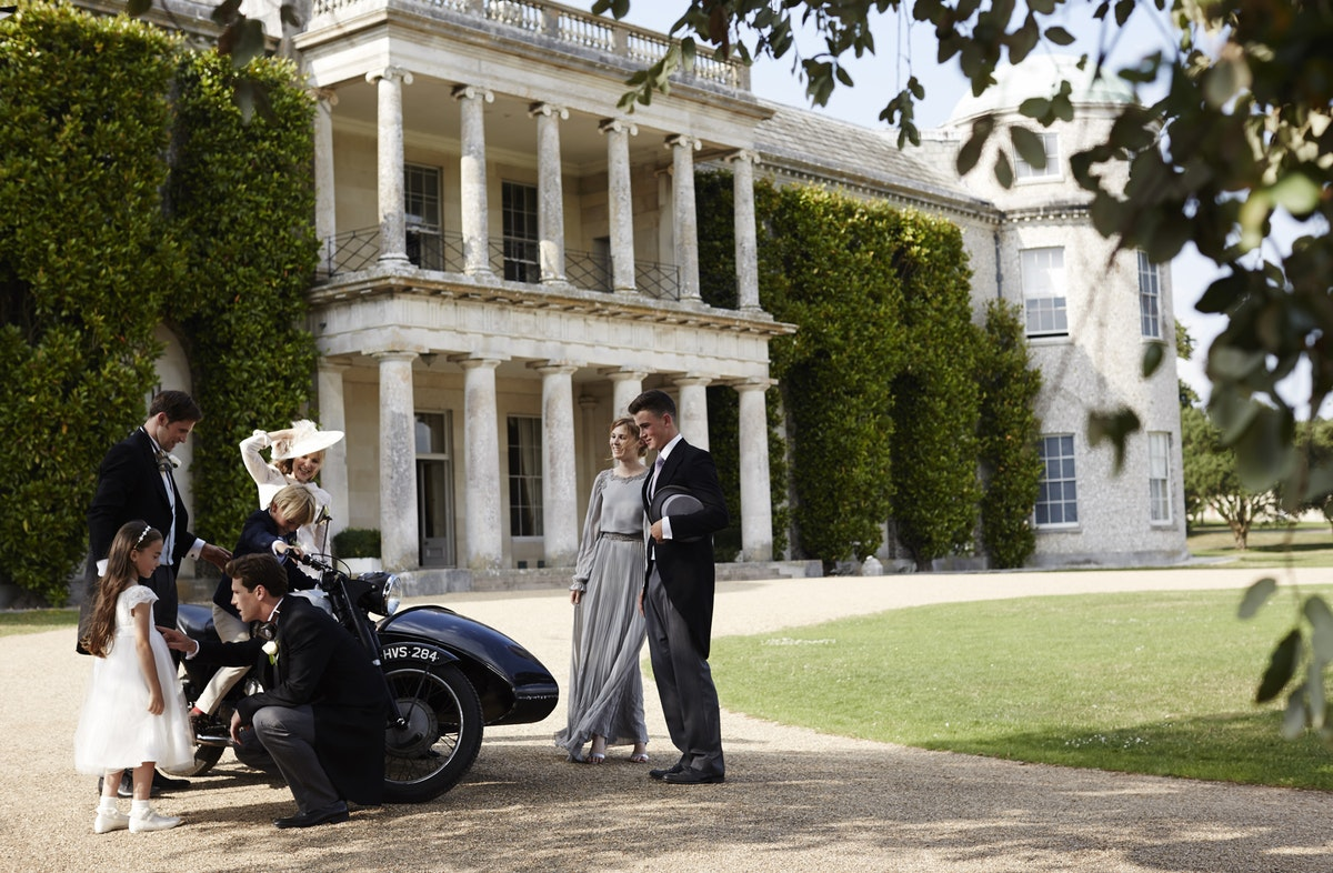 Hit the countryside for your wedding venues