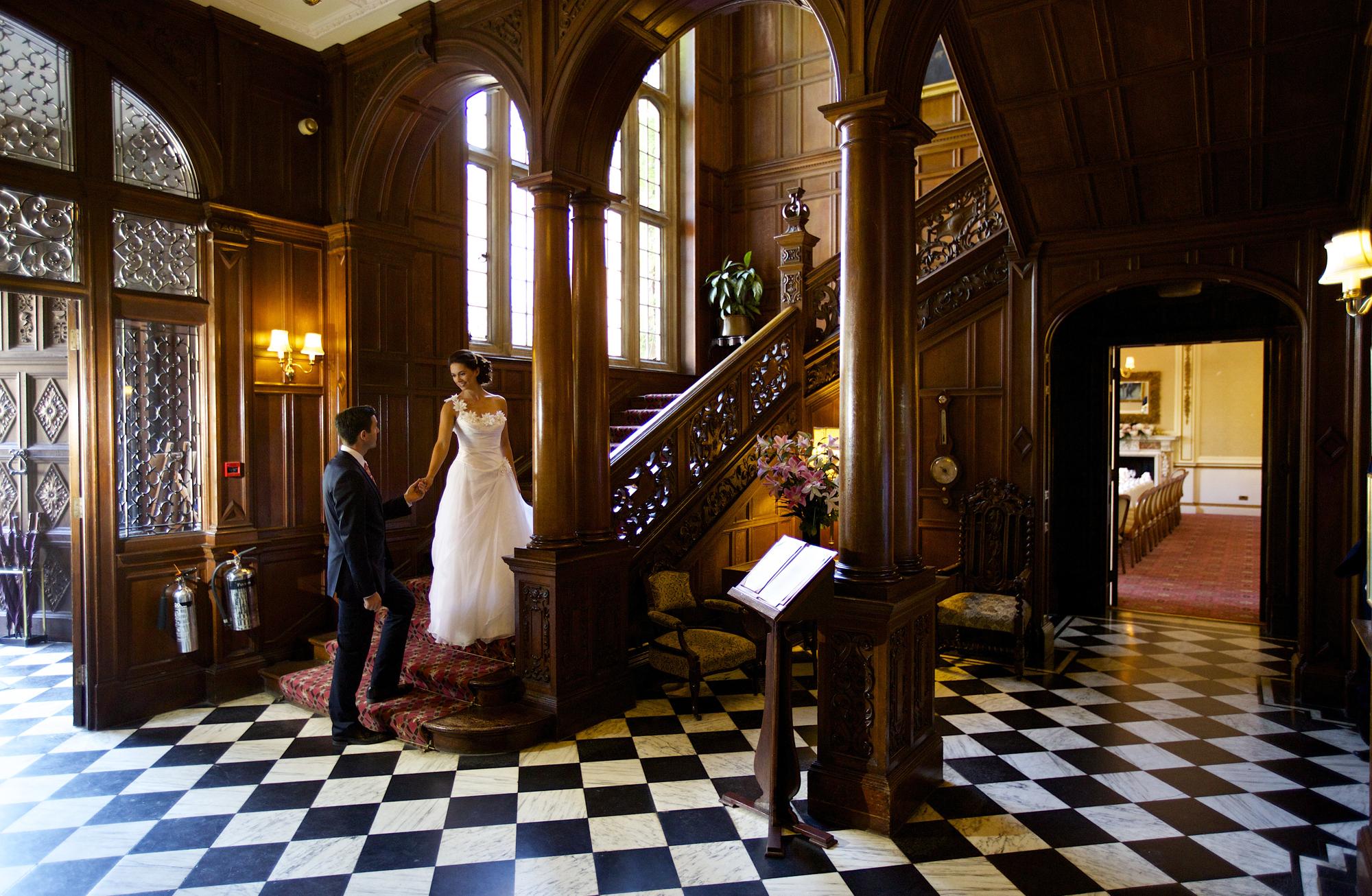 Weddings at Tylney Hall - venue hire