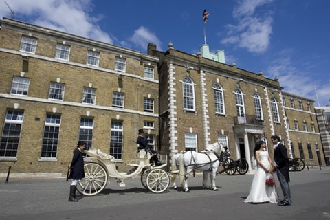 London wedding venue directory 2017: Seated capacity from 201+