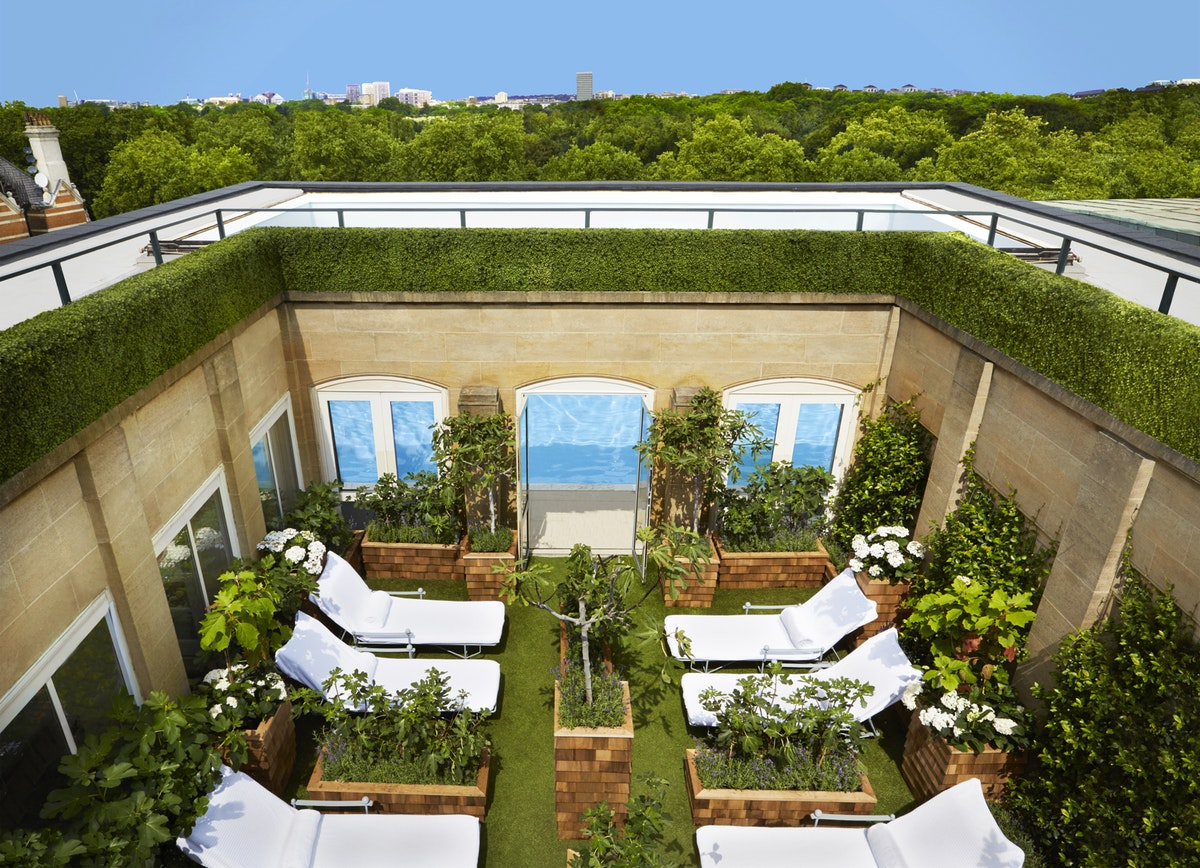 5 hotels for bridal beauty