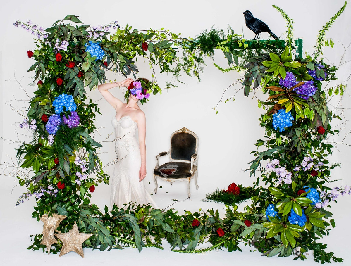 How to make an impact with wedding floral arrangements