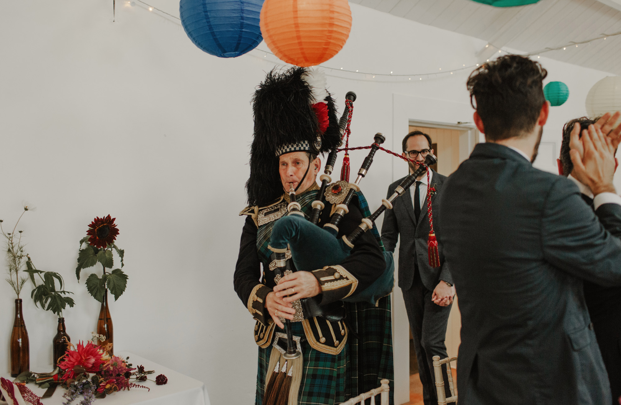 2017 SquareMeal Weddings magazine Your weddings Highland fling - credit the curries
