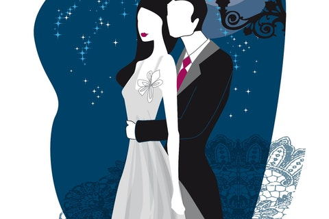 Bride's guide: night-time weddings