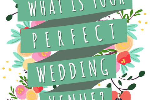 Find out where you're destined to tie the knot with our wedding venue quiz