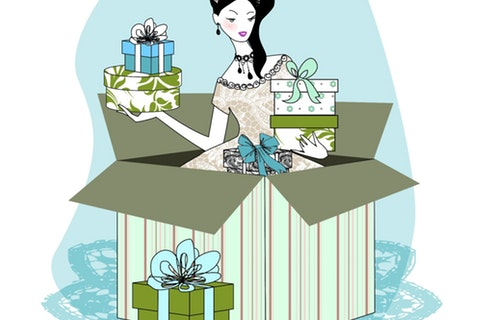 Bride's guide: choosing a gift list