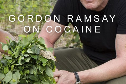 Gordon Ramsey on Cocaine