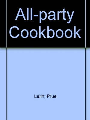 All Party Cookbook
