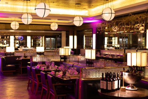 Christmas at Searcys St Pancras Restaurant and Champagne Bar