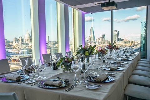 Christmas at Sea Containers Events