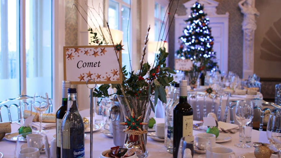 Christmas at the Star and Garter