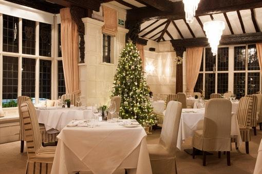 Christmas at Laura Ashley The Manor