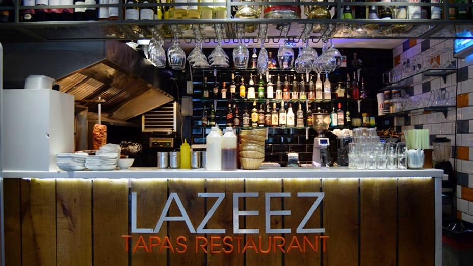 Christmas at Lazeez Tapas