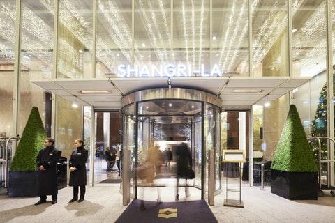 Christmas at Shangri-La The Shard, London