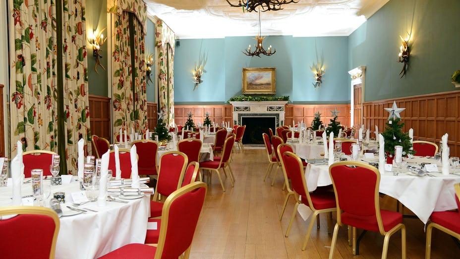 Christmas at Eynsham Hall