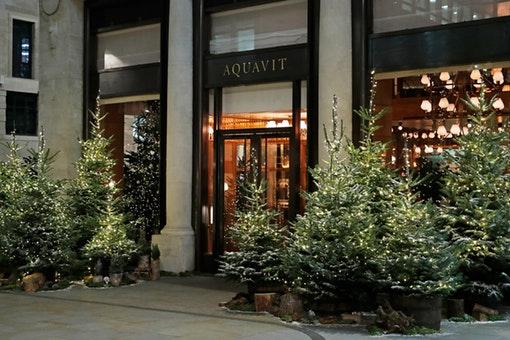 Christmas at Aquavit