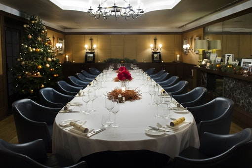 Christmas at Corrigan's Mayfair