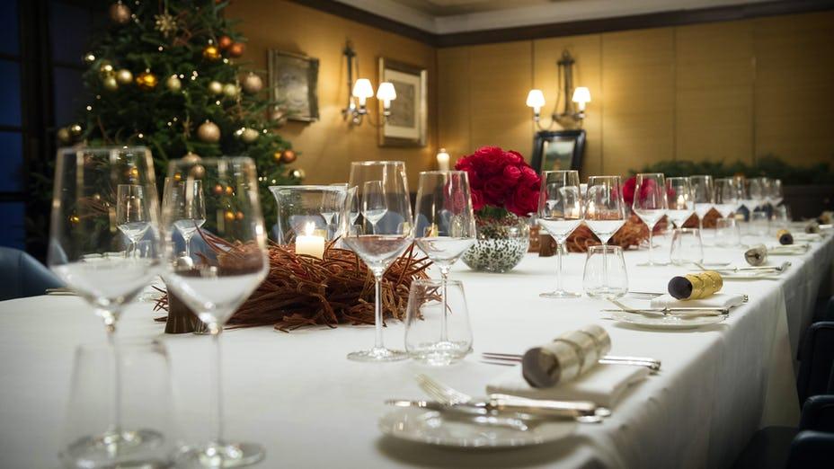 Christmas at Corrigan