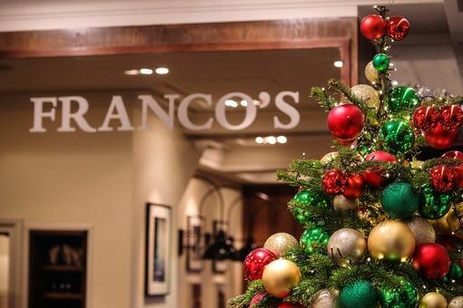 Christmas at Franco's