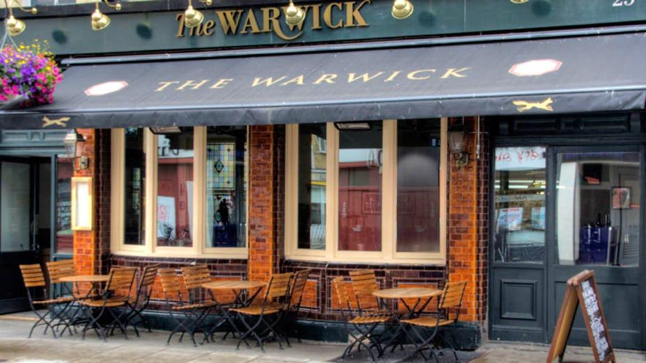 Christmas at The Warwick Pimlico