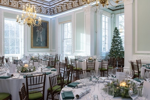 Christmas at 10-11 Carlton House Terrace