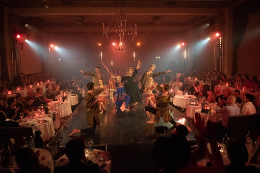Christmas at The Bloomsbury Ballroom