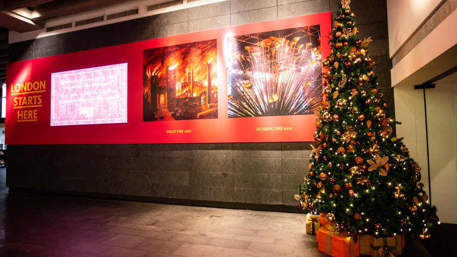 Christmas at Museum of London