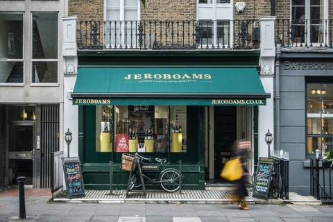 Christmas at Jeroboams Walton Street Cellar