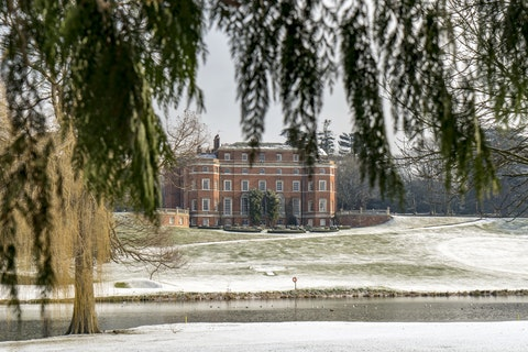 Christmas at Brocket Hall
