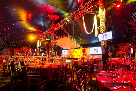 The Bloomsbury Big Top