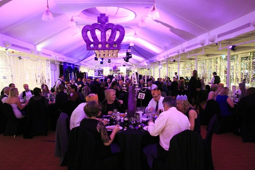 Ascot Racecourse – Shared Christmas parties
