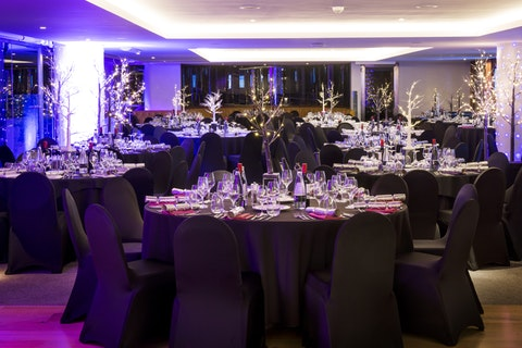 Ascot Racecourse – Exclusive Christmas parties