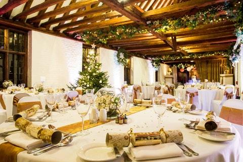 Christmas at Tudor Barn Eltham