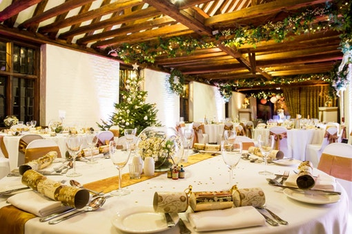 Christmas at Tudor Barn Eltham