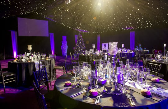 Shared Christmas party venues