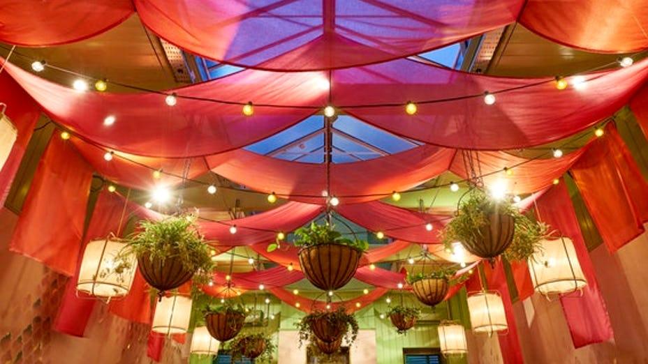 Christmas Parties at Cinnamon Bazaar