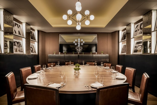 Sette Private Dining Room