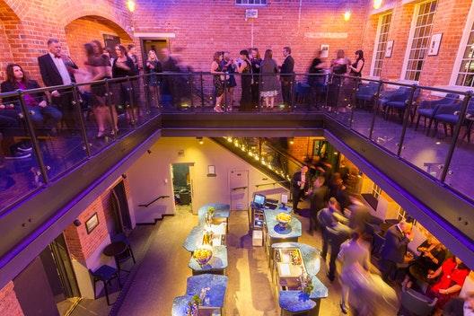 The Mill Bar Terrace + Entrance Hall