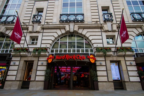 Hard Rock Cafe Piccadilly Circus