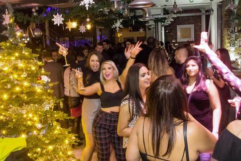 Christmas Party at SAMA Bankside