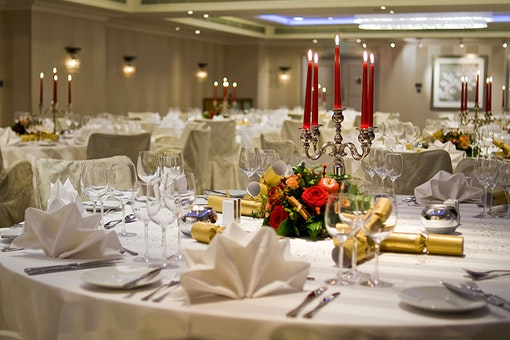 Christmas at Sofitel London St James