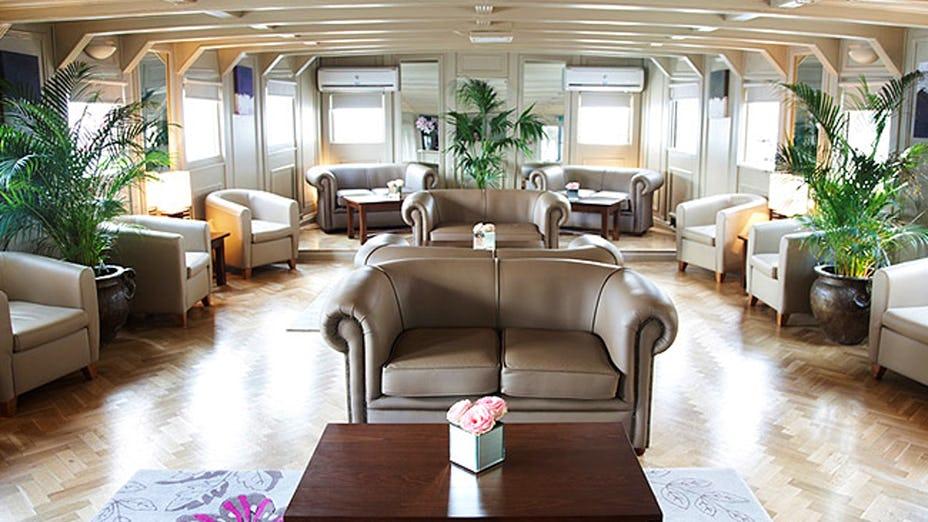 Christmas on The Yacht London