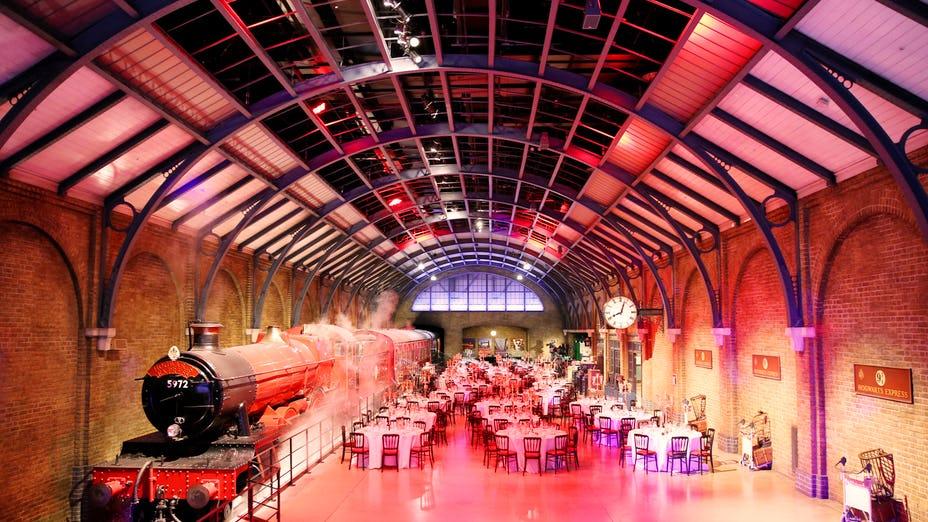 Christmas at Warner Bros. Studio Tour London – The Making of Harry Potter