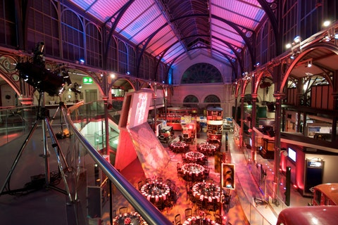 Unique venues for Christmas parties
