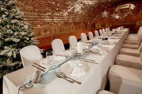 Traditional venues for Christmas parties