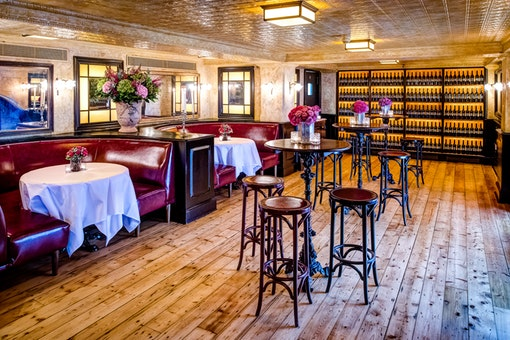 Christmas at Balthazar — Private Room