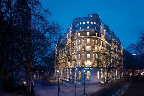 Christmas at Corinthia Hotel London