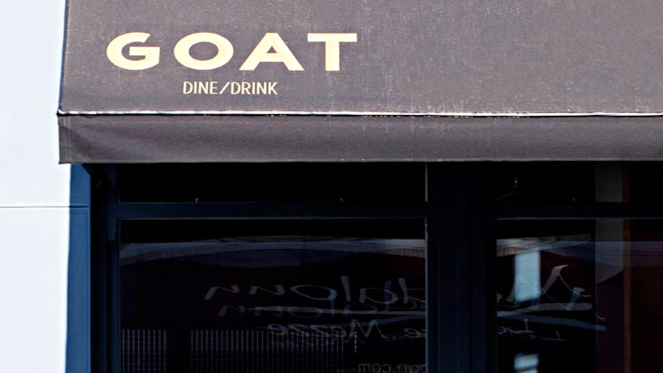 Christmas at GOAT Chelsea